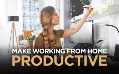 Make Working from Home More Productive
