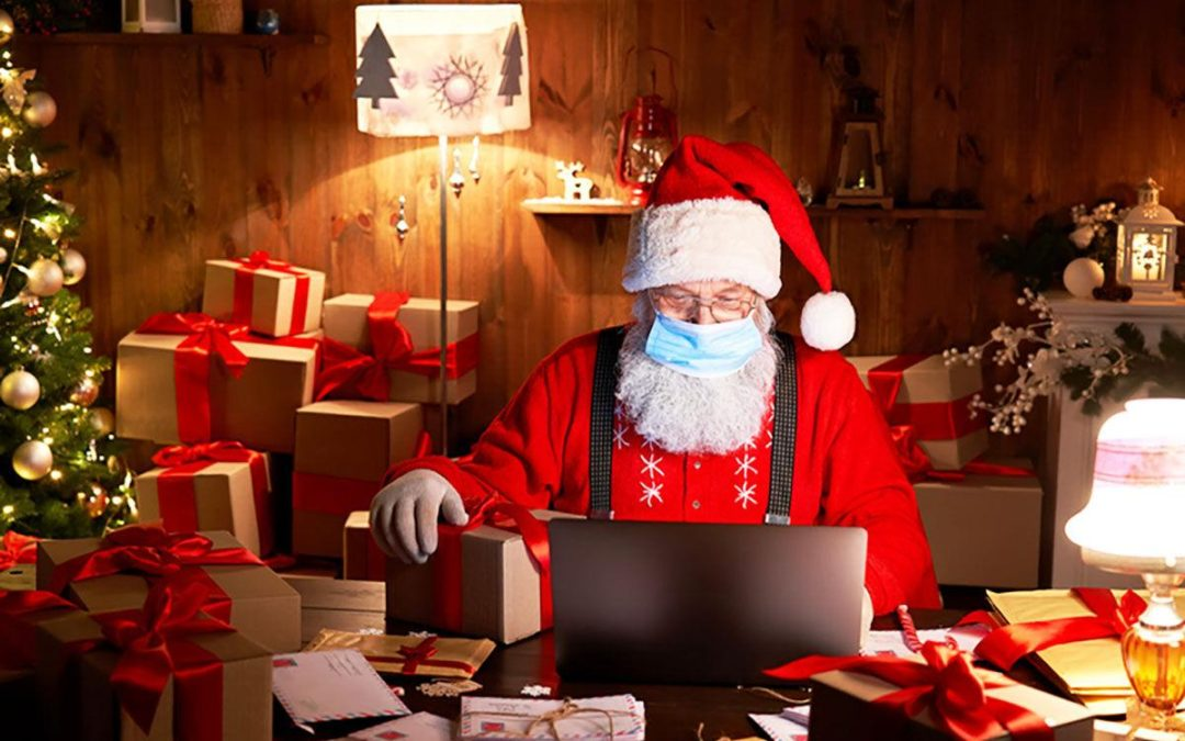 How to stay motivated working up to Christmas