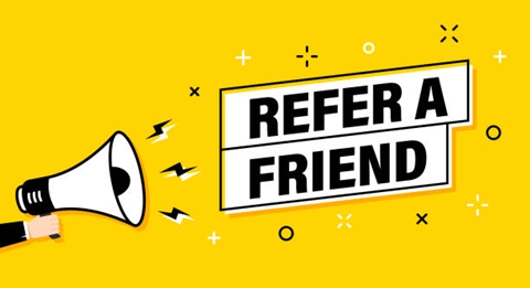 Refer a Friend and Get £150 Worth of Amazon Vouchers!